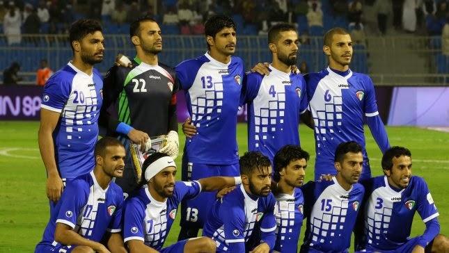 مباشرة موعد وتوقيت مباراة الكويت وكوريا الجنوبية اليوم الثلاثاء 13-1-2015
