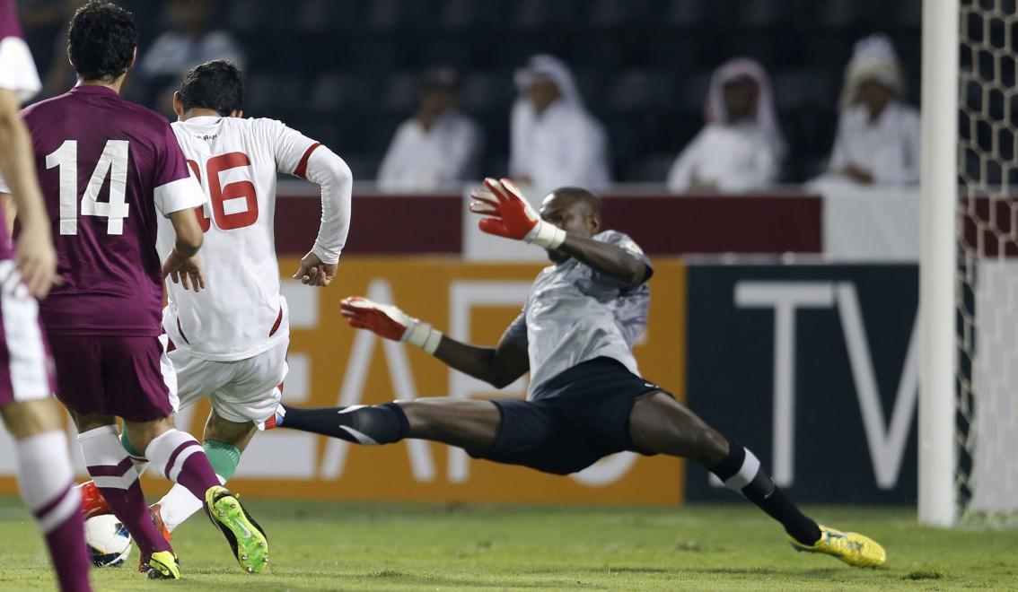 موعد وتوقيت مباراة قطر وإيران اليوم الخميس 15-1-2015