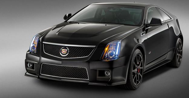 ��� �������� ����� ������� Cadillac CTS-V