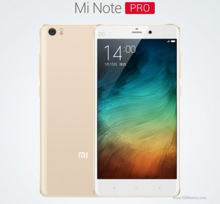 ������� ���� ���� Xiaomi Mi Note Pro ������ 2015