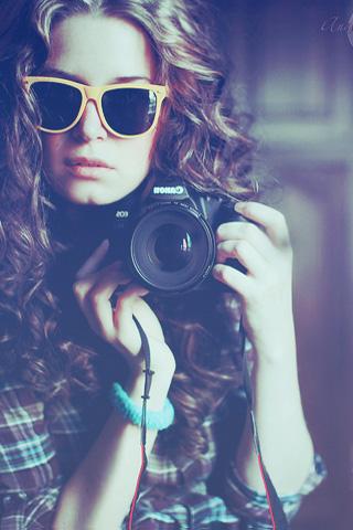 1cfa63820 صور خلفيات بنات لابسين نظارات 2016