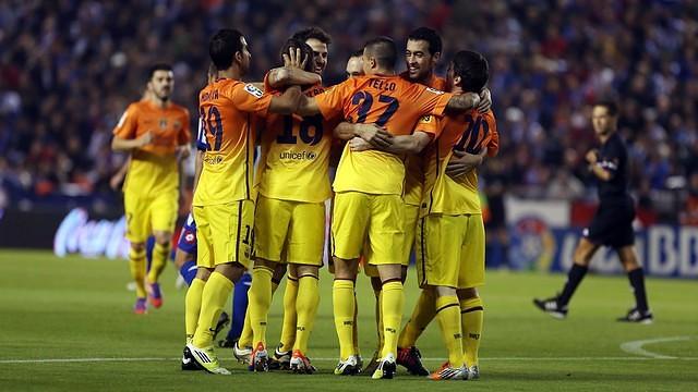 موعد وتوقيت مباراة برشلونة وديبورتيفو