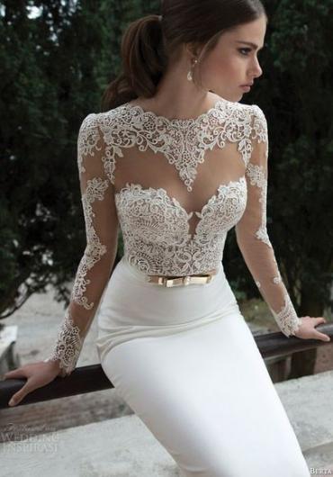 5a0e3e653 تصميم فساتين زفاف للعرايس 2016 , صور ازياء للزفاف 2016 , احلي فساتين زفاف  للعروسة 2016