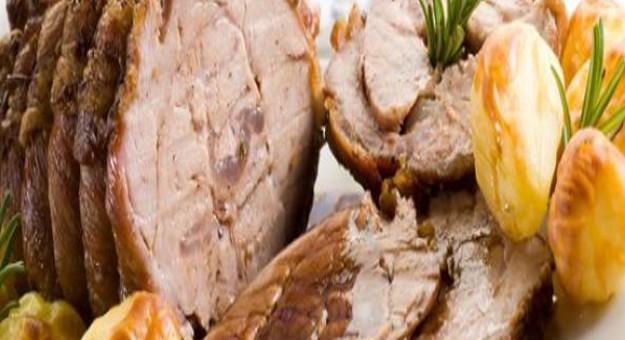 مقادير وطريقة عمل روستو اللحم 2015