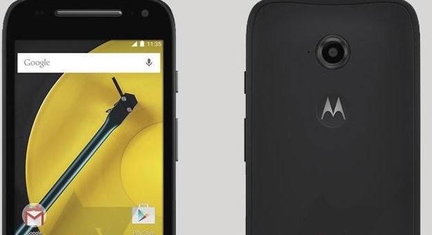 ������� ���� ���� Motorola Moto E ������ 2015
