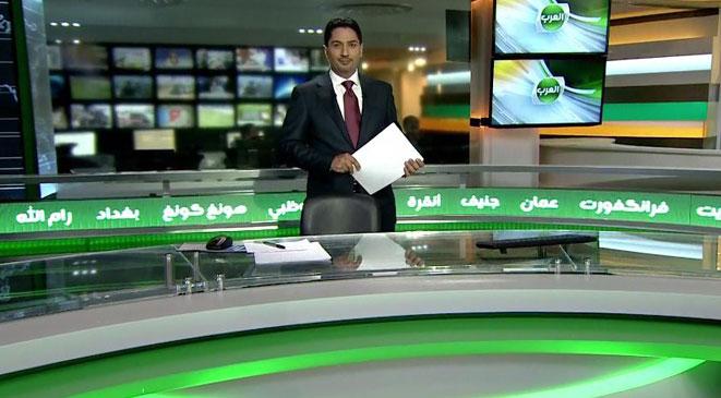 توقف قناة العرب الاخبارية يتصدر تويتر اليوم الاثنين 2-2-2015