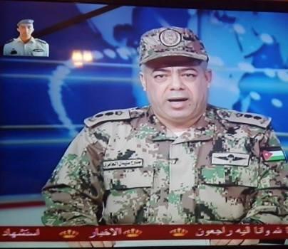 الجيش الاردني سيرد اعدام داعش