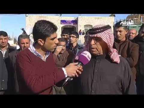 بالفيديو مقابلة صافي الكساسبة والد