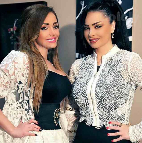 صور شقيقات الفنانات والنجمات العرب 2015
