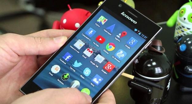 ومواصفات هاتف لينوفو Lenovo وA7600