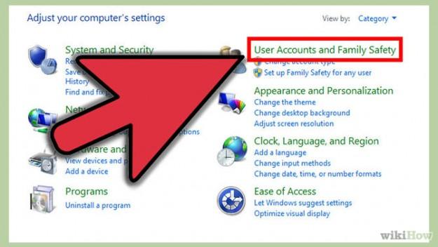 خطوات إنشاء مستخدم جديد في نظام ويندوز 8
