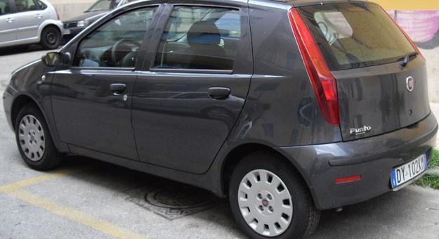 ������� ���� ����� ���� ����� Fiat Punto ����� 2014