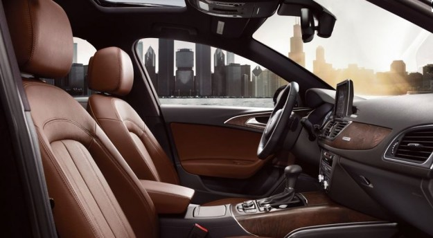 ��� ����� ���� ��� Audi A6 �� ������ ������� �� ������� 2015