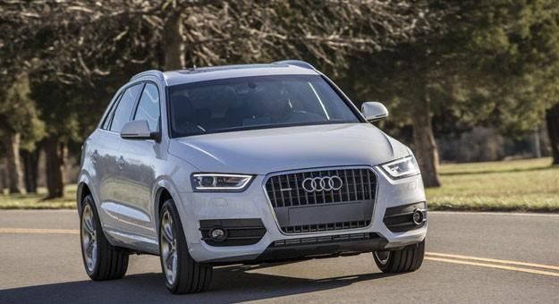 ��� ����� ���� ��� Audi Q3 �� ������ ������� �� ������� 2015