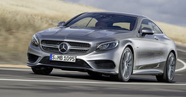 ��� ����� ������ �� 500 ����� 2015 Mercedes S 500 Coupe �� ������ ������� �� ������� 2015