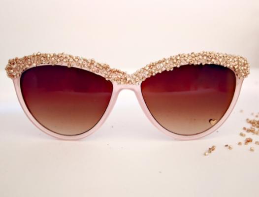 بالصور نظارات شمس 2015 لإطلالة مفعمة بالأنوثة .. نظارات شمسية للبنات 2015
