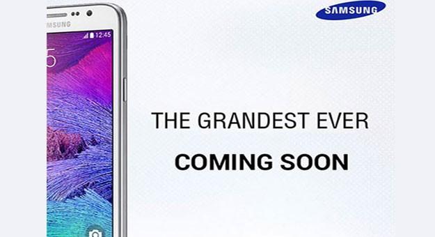 ومواصفات هاتف Galaxy Grand الجديد
