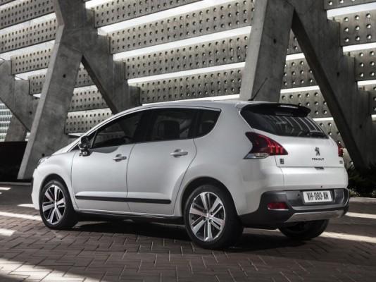 ��� �������� ����� ���� Peugeot 3008 ����� 2015