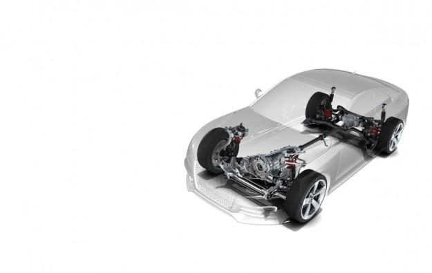 ��� ����� ���� �� �� 5 2015 Audi RS5 �� ������ ������� �� ������� 2015
