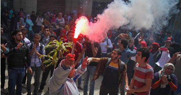 تردد القنوات الرافضة للانقلاب العسكري في مصر فبراير 2015 , تردد قنوات الاخوان المسلمين على النايل سات 2015