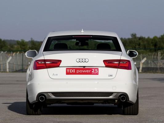 ��� ����� ���� ��� 6 2014 Audi A6 �� ������ ������� �� ������� 2015