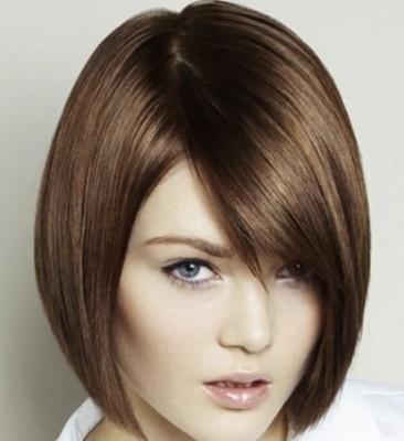 بالصور احدث قصات الشعر القصير