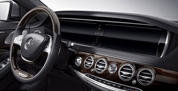 ��� ����� ������ S550 Mercedes �� ������ ������� �� ������� 2015