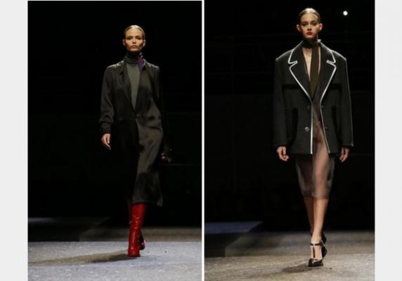 صور أزياء وملابس ماركة برادا موضة 2015