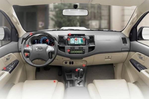 ������� ������ ����� ������ ������� 2015 Toyota Fortuner