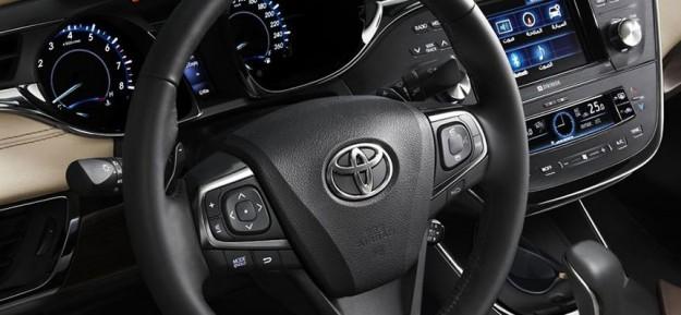 ������� ������ ����� ������ ������ 2015 Toyota Avalon