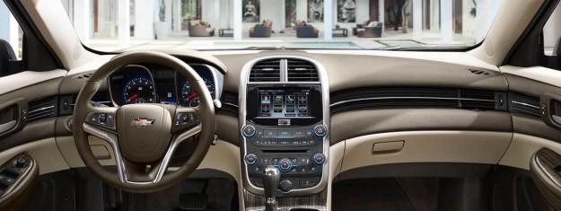 ������� ������ ����� �������� ������ 2015 Chevrolet Malibu