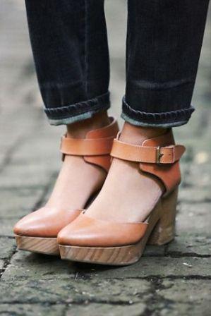92d05f159 صور أحذية Clog اخر صيحات الموضة النسائية في ربيع/صيف 2015