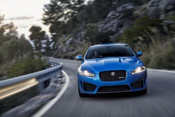 ������� ������ ����� ������ 2015 Jaguar XFR-S Sportbrake