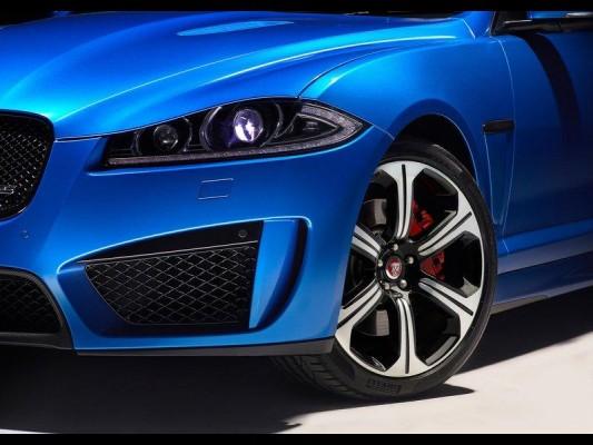 مواصفات وأسعار سيارة جاكوار 2015 Jaguar XFR-S Sportbrake