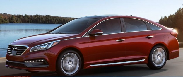 مواصفات وأسعار سيارة هيونداى سوناتا 2015 Hyundai Sonata