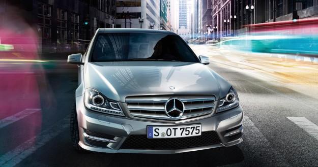 ������� ������ ����� ������ �� ���� 2013 Mercedes Cclass