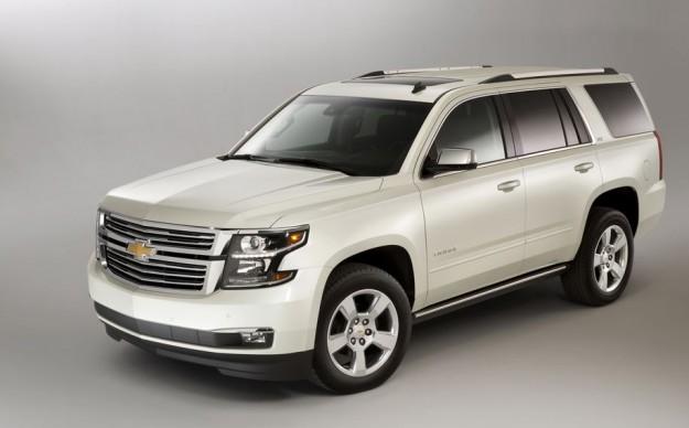 ��� ������� ��� ����� �������� ���� 2015 Chevrolet Tahoe