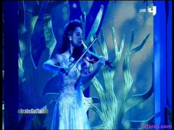 ������ ���� ������ Arabs Got Talent ����� ����� 21-2-2015