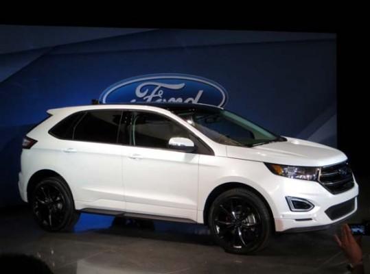��� ������� ��� ����� ���� ���� Ford Edge 2015