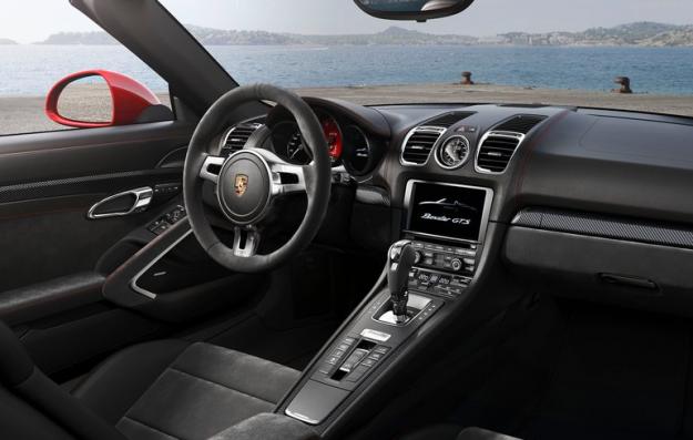 ��� ������� ��� ���� ������ 2015 Porsche Boxster