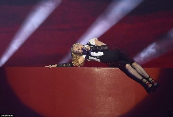 ��� ������ �� ��� ����� ����� BRIT Awards 2015