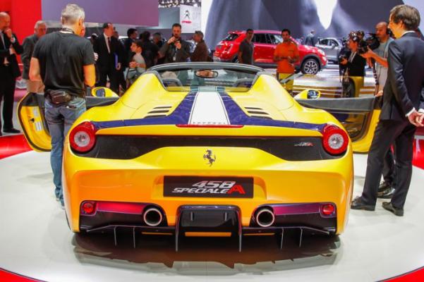 ��� ������� ��� ������ 458 2015 Ferrari 458