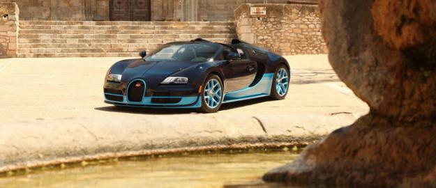 ��� ������� ��� ����� ������ ������ ����� ����� Bugatti Veyron Grand Sport