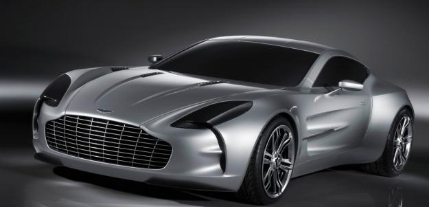 ��� ������� ��� ����� ����� ��� 77 Aston Martin One