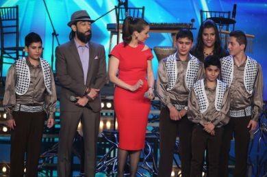 ������ ���� ������ Arabs Got Talent ����� ����� 28-2-2015