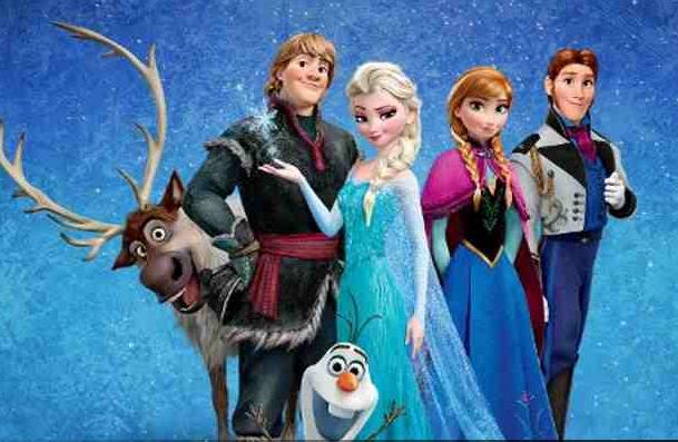 ��� ������ ���� Frozen fever , ����� ������ ���� Frozen fever