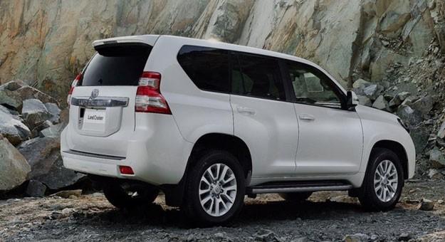 ��� ������� ��� ������ ����� Toyota Prado 2015