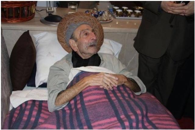 وفاة الفنان السوري عمر حجو عن عمر يناهز الـ84 عاما