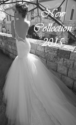 صور فساتين عرايس جميلة ورقيقة 2015 , فساتين زفاف مفعمة بالأنوثة 2016 , فساتين زفاف انسيابية وناعمة 2016