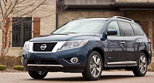 ��� ������� ��� ����� ��������� 2015 Nissan Pathfinder